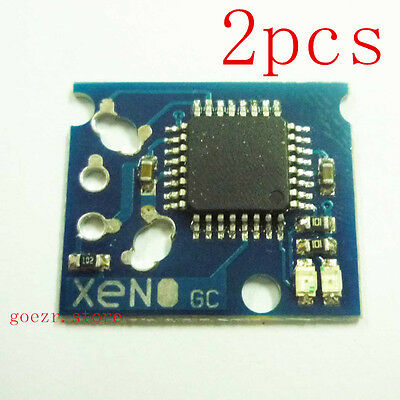 2pcs New XENO Chip for gc gamecube//game cube