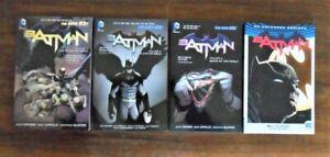Batman-New-52-Rebirth-Lot-of-3-TPB-Graphic-Novel-Comic-Book-Court-of-Owls