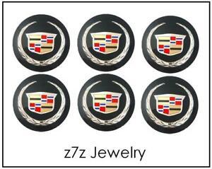 CADILLAC Key Fob Emblem Sticker Decal Logo Remote Badge Caddie Auto Car z7qq