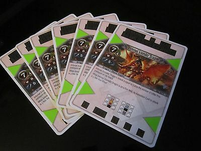 Aution is for 1 Card Eye of Judgement Judgment Infernal Sciondar Dragon