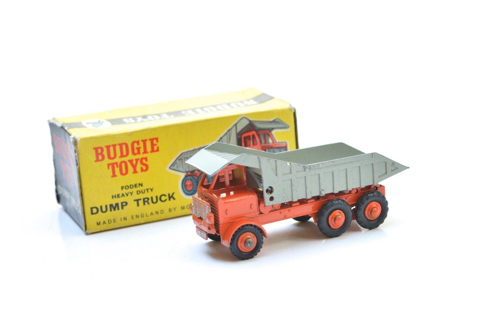 Budgie 226 FODEN con cassone ribaltabile