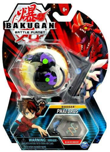 BAKUGAN Core 1 Pack Fedro NUOVO