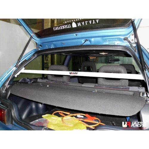 For Honda Civic EF 1988-1991 Ultra Racing Rear Upper Bar Upper Brace C Pillar