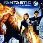 Fantastic Four [Original Soundtrack] by Original Soundtrack (CD, Jul-2005, Sony BMG)