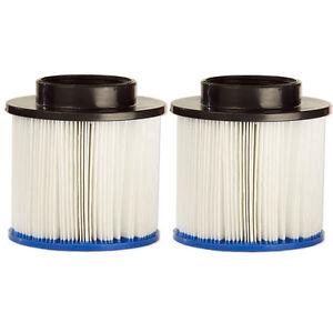 cartouche filtre de spa gonflable filtration entretien nettoyage promo x 2 ebay. Black Bedroom Furniture Sets. Home Design Ideas