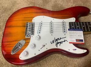 Warren Haynes Government Mule Signed Autographed Guitar PSA Certified