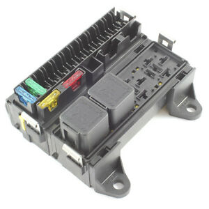 16 way blade fuse box amp 4 way relay box combo holder block image is loading 16 way blade fuse box amp 4 way