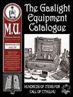 Gaslight Equipment Catalogue by R Basler 9781568822228 Paperback 2007