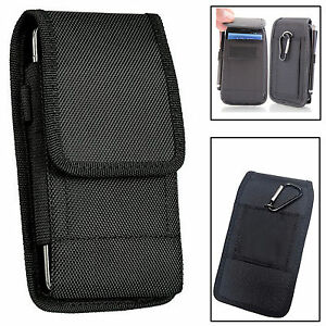 Rugged-Nylon-Vertical-Wallet-Belt-Pouch-Cover-For-Various-Phones-PDA-IPOD