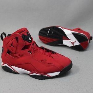 Mens Nike Air Jordan True Flight VI Retro Sneakers New Gym Red ... 128c49221