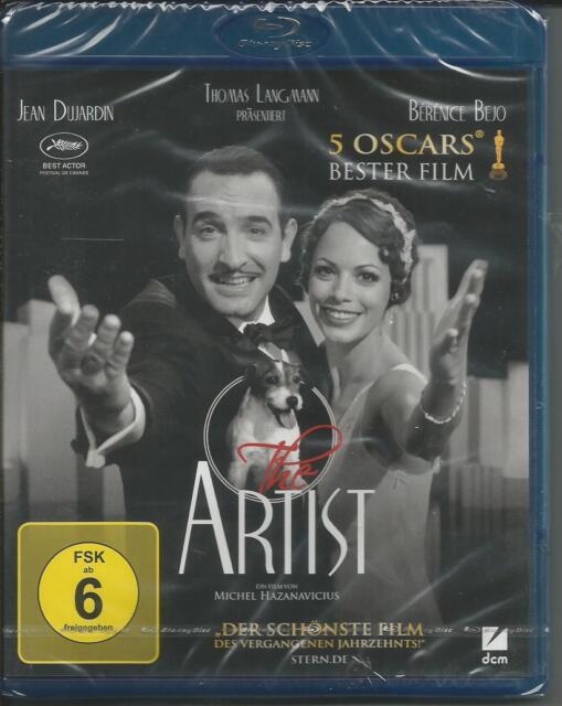 The Artist [Blu-ray] Jean Dujardin, Bérénice Bejo Neu!