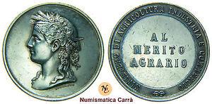 NC-MEDAGLIA-AL-MERITO-AGRARIO-ARGENTO-OPUS-SPERANZA-nc1844