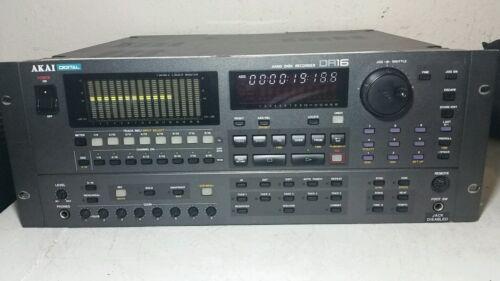 AKAI DR-16 Digital Audio Hard Disk Recorder