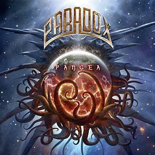 Paradox - Pangea [New CD]