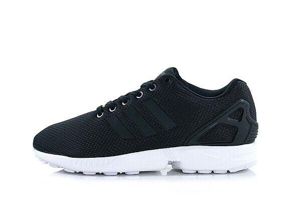 adidas zx flux schwarz hombre