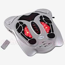 Circulation Medically Approved Blood Booster Foot Massager Infrared remote contr