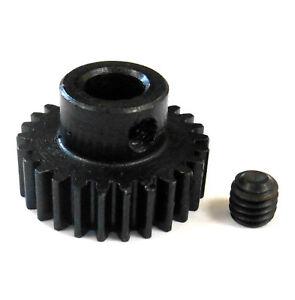 L626b Module 0.6 0,6 M 26t 26 Dents Dent Pignon De Moteur Noir 540 5mm Trou