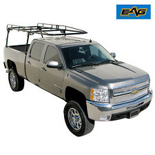 EAG Contractor Pickup Truck Ladder Lumber Rack Loads up to 1500 lbs Full Size