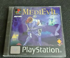 Medievil PS1 French