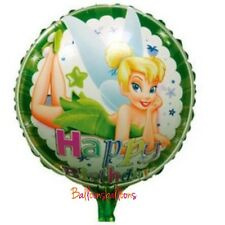 "TINKERBELL BALLOON 18""  Party Birthday Fairies Fairy Princess Decoration"
