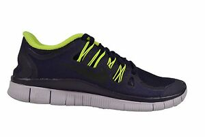 Image is loading Nike-FREE-5-0-SHIELD-Purple-Dynasty-Black-