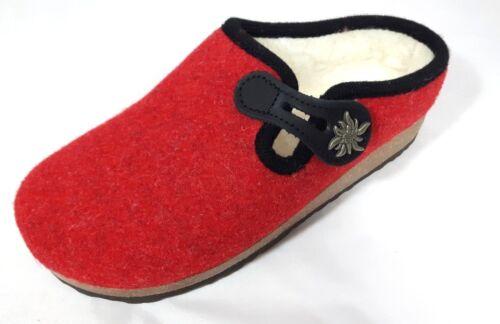 In Italy Feltro Pelliccia Lana Bio Pantofole Ciabatte Cotta Donna Made  Alpes 103 qOqwAUv 5ce69b6b6dd