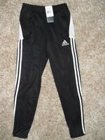 Adidas Men's Black And White Condi Training Pant Size Adult Small