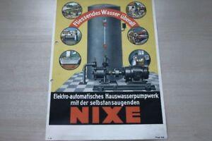 In Hauswasserpumpwerk Das Beste 197421 Prospekt 194? Novel Design; Nixe