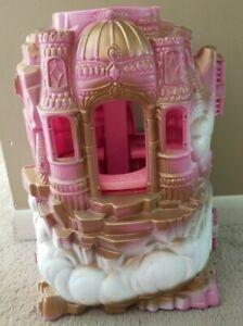 Vintage Princess of Power She-Ra Crystal Castle Playset Incomplete w Floors 1984