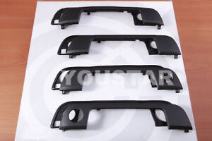 Au Stock Complete Set X4 Exterior Outer Door Handle Covers