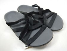 15cdbd013cdfa5 item 3 Spenco Jari S1 Sz 7 M (B) EU 37.5 Women s Orthotic Strappy Slide Sandals  Black -Spenco Jari S1 Sz 7 M (B) EU 37.5 Women s Orthotic Strappy Slide ...