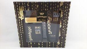 Details about Golddigga Pour Homme Dollar Eau De Toilette   Body Wash Men  Gift Set 5e200c9e3