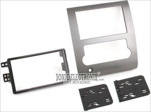 Metra 95-7424 Double DIN Installation Dash Kit for 2008-Up Nissan Titan Trucks