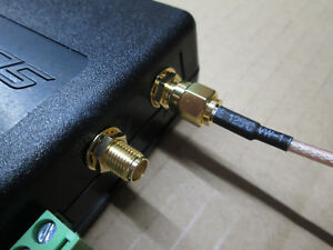 Details about SDRplay RSP2, Duo, RSP1 Antenna Adapter Connector to UHF  SO239 Female ~12 inches