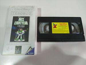 BUZZ-LIGHTYEAR-LA-PELICULA-TOY-STORY-VHS-CINTA-WALT-DISNEY-CASTELLANO