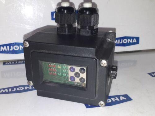 Visolux 2001 0001 DAD 10-8P 10..60V DC Optical data coupler new old stock