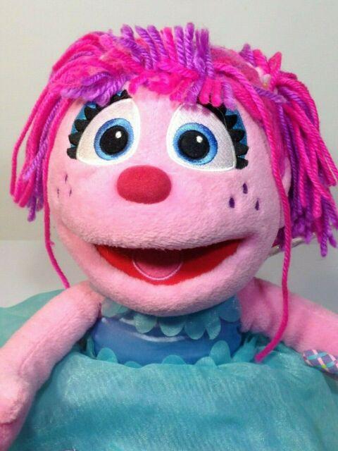 Toys Games Abby Cadabby Plush Gund Sesame Street Fairy