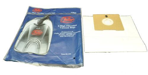 Fuller Brush Canister Vacuum Cleaner Bags All Models