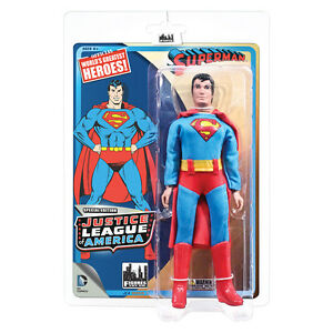 Super Friends Retro Style Action Figures Series 1 Superman by FTC
