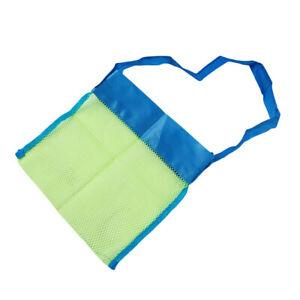 Portable Baby Beach Bags Mesh Bag Messenger Bag Pouch Children Shoulder Bag W