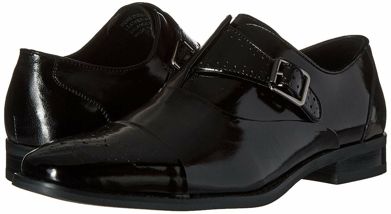 Stacy Adams Men's Tipton Monk Strap Fashion shoes