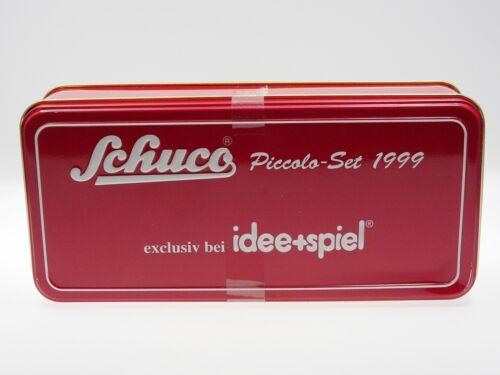 """Schuco PICCOLO SET /""""Idea gioco 1999/"""" MERCEDES Vigili del Fuoco//180 Ponton # 50171300"""