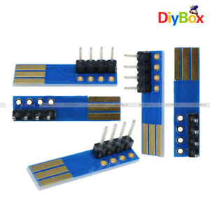 Details about 5PCS DIY WiiChuck Nunchuck Adapter Shield I2C PCB Board DIY  project for Arduino