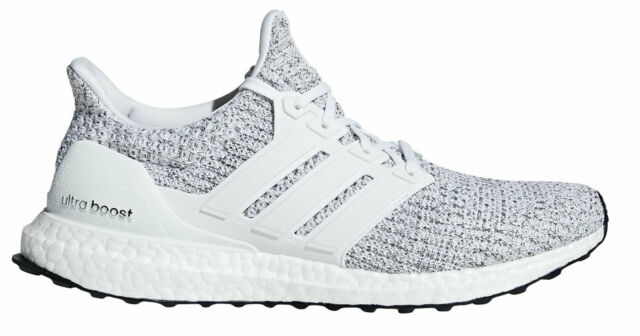 adidas Ultraboost Men's F36155 Size 13 Ultra Boost Non Dyed Cloud White