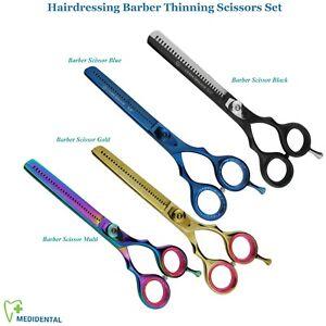 Corte de cabello con tijera de entresacar