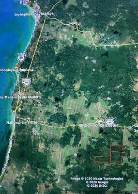 Terreno de 350 HAS en Campeche