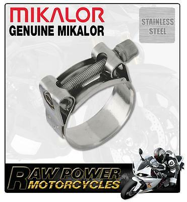 Honda VFR 800 a ABS 8 Rc46c 2008 Mikalor Stainless Exhaust Clamp EXC404 for sale online