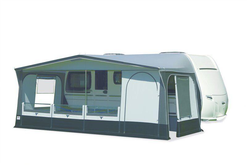 BRAND Wohnwagen Vorzelt Safir TL 280 Gr. 15, Zelt Camping