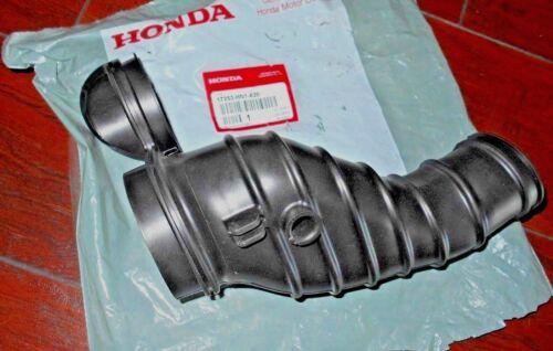 "HONDA TRX 400EX 400X AIR BOX RUBBER INTAKE TUBE /""BOOT/"" TO CARBURETOR 99-14"