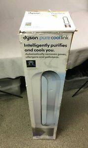 Dyson-TP02-Pure-Cool-Link-Tower-Purifier-Fan-White-Silver-WIFI-MODEL-REMOTE